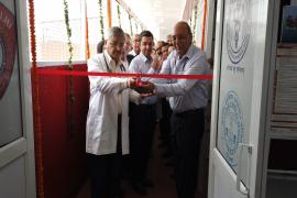 Opening Ceremony of Mission Delhi office by AIIMS Director Dr. Randeep Guleria with  Dr. Praveen Aggarawal.