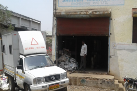 A large amount of Thermocol packing material got disposed with the help of 'G D Environmental Pvt. Ltd., Pirangut'