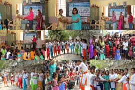 Based Activity done at Hadapsar, Pune under Swachhta Pakhwada 2018