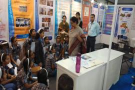 ICMR participated in the 3 day exhibition Vision Maharashtra held at Pune from 3-5th August, 2018