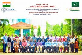 ICMR-AU Course on Epidemiologic data analysis and Inference
