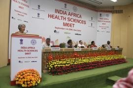 India Africa Health Sciences Meet