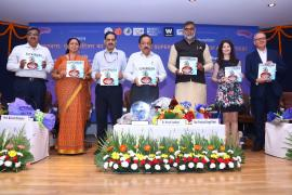 Inaugurated by the Union Health Minister Dr Harsh Vardhan and Minister of State for Culture  Prahlad Singh Patel