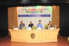 Delegates present in 36th Foundation Day, ICMR-NIRTH, Jabalpur