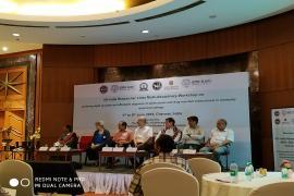 Inauguration of UK-India Researcher link multi-disciplinary workshop organized by The University of Edinburg, ICMR-NIRT and ICMR-NARI