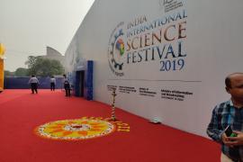 5th India International Science Festival Expo on November 5 2019
