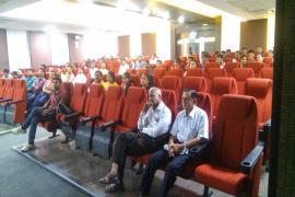 Students of Mahatma Gandhi Labor Institute Ahmedabad participated