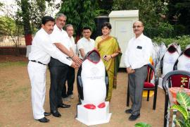 The program was organized on 13th April 2018 at Sambhaji park, Pune, in the presence of Hon'ble Member of Parliament (Rajya Sabha) Mrs.Vandana Chavan.