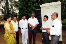 Also present were ICMR-NIV Director Dr.DT. Mourya and NIV staff.