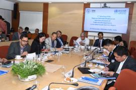 This is the second meeting of the Regional Research Platform on infectious diseases of public health importance in the WHO South East Asia Region (SEAR), organized by ICMR and WHO-SEARO