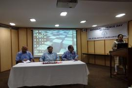 ICMR-NICED celebrated National Science day on 28th February, 2019