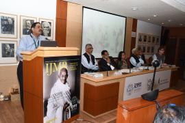 """Prof. Balram Bhargava, DG, ICMR addresses in Symposium on """"Gandhi & Health@150"""