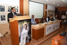 "Dr. V.K. Paul, Member of NITI AAYOG addresses in Symposium on ""Gandhi & Health@150"