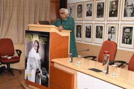"Kumar PrashantJi, Chairman, Gandhi Peace Foundation shares his views in Symposium on ""Gandhi & Health@150"