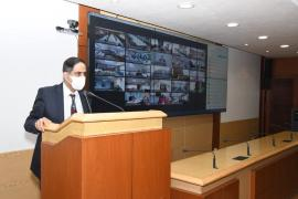 Celebrated National Constitution Day at ICMR HQ
