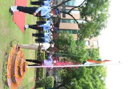 Independence Day 2020 Flag hoisting ceremony at ICMR Hqrs