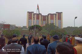 72 Republic day observation event at ICMR-RMRC Gorakhpur