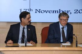 Mr Bill Gates, Co-Chair, Bill and Melinda Gates Foundation visits ICMR to present ICMR Lifetime Achievement Award