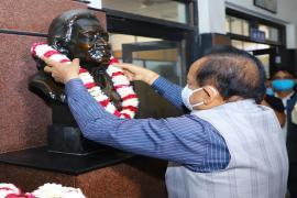 Dr. Harsh Vardhan inaugurates new research building 'Desikan Bhawan' at ICMR- NJIL & OMD, Agra