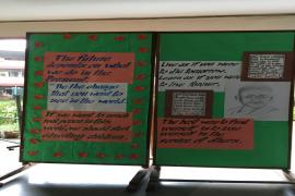 Gandhi & Health @ 150 at school 4