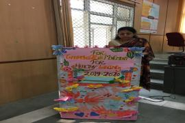 School convening the Gandhi & health Event
