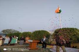 71st Republic Day Celebration at ICMR-RMRC, Gorakhpur