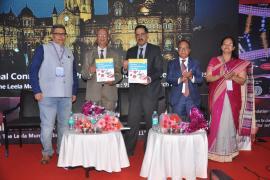 Prof. Balram Bhargava, DG, ICMR attends inauguration ceremony of ICPID, 2019 in Mumbai.