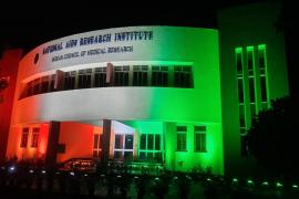 Independence Day celebration at ICMR-NARI 15 th August, 2021