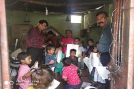 Swachh Bharat activity on the occasion of 2nd October
